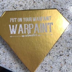 warpaint Makeup - Warpaint lashes by Fallon Taylor